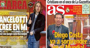 Real Madrid press report 26-12-13