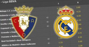 Osasuna Real Madrid betting preview