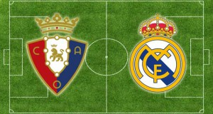 Osasuna Real Madrid match preview