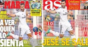 Real Madrid press report 03-01-2014