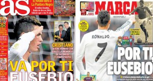 Real Madrid press report 06-01-2014