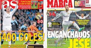 Madrid press report 07-01-14