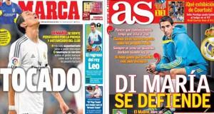 Madrid press report 8-1-14