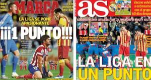 Real Madrid press report 20-1-14