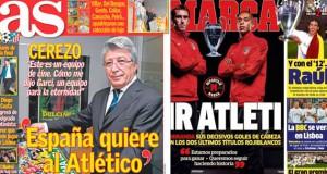 Madrid press report 21-05-2014