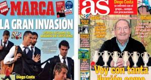 madrid press report 23-05-2014