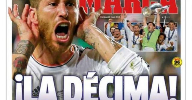 La Decima press report