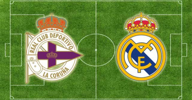 Deportivo Real Madrid match preview