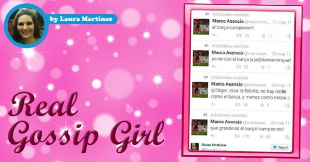 Marco Asensio blog post