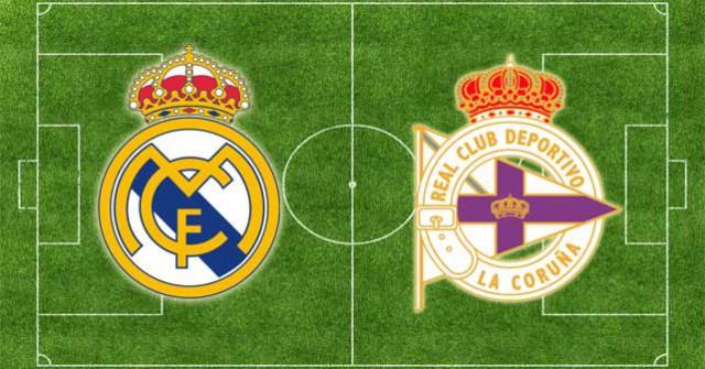 Real Madrid Deportivo la Coruna preview