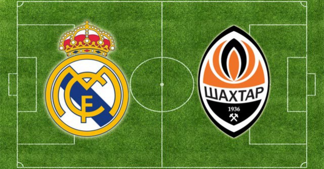 real madrid shakhtar donetsk preview