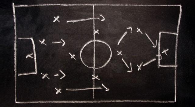 real madrid football tactics