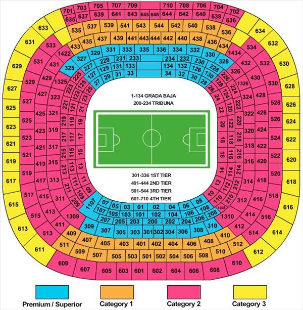 buy real madrid tickets map stadium