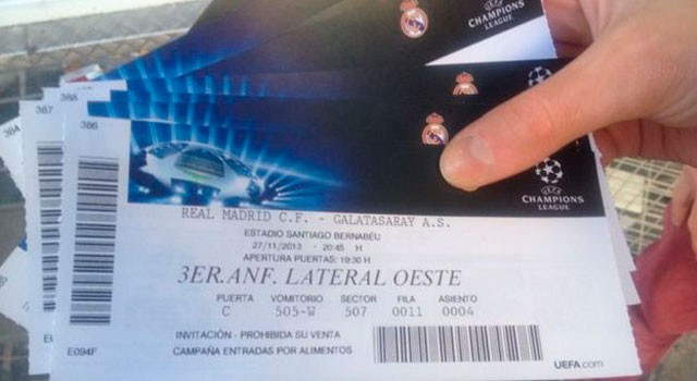 how to purchase real madrid tickets online