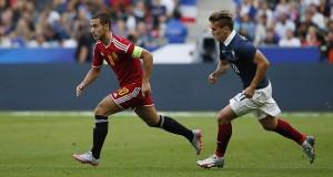 Eden Hazard - Antoine Griezmann