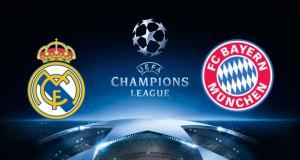 Real Madrid v Bayern Munich