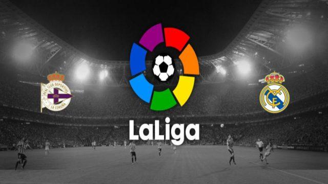 Deportivo v Real Madrid 20-08-2017