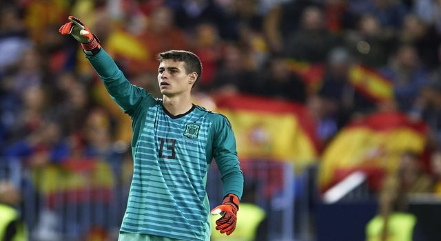 Real Interested In Athletic Bilbao Goalkeeper