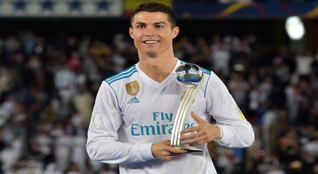Cristiano Ronaldo Wins Yet Another Award