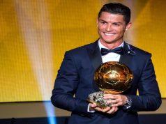 Cristiano Ronaldo Wins His Fifth Ballon d'Or