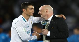 Zidane Expects Ronaldo To Retire At Real Madrid