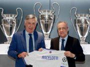 Ancelotti real madrid